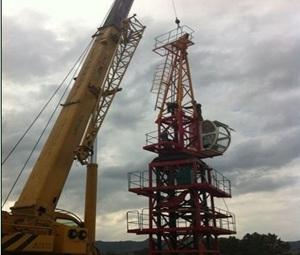 塔吊安全装置图解_塔吊安装-甘肃金富工程机械租赁有限公司